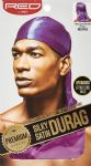 Red by Kiss Men's Premium Silky Satin Durag - Purple